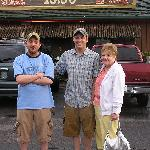 Jon, Chris, and my wife Susan