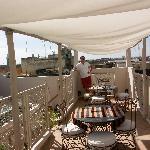terrazza riad