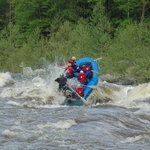White Water Rafting on the Cheat River