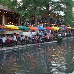 Casa Rio- 1st Restaurant on riverwalk