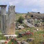ruins of Heiropolis