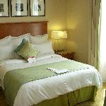 Marriot bedroom