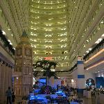 In side hotel