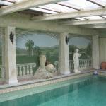 Roman Bath - Cinco