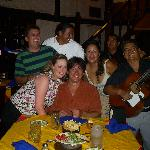 Me and some friend at El Vaquero