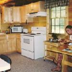 "Kitchen in ""The Loft Unit"