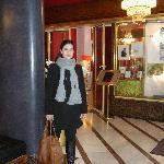 the lobby, Savoy Berlin