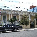 Hotel Britannia - exterior view