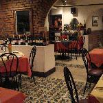 restaurant - old wine cellar