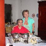 Pedro y Sonia