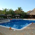 Pool & Reception