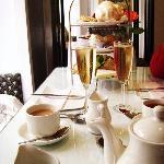 Champagne Tea