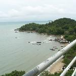 View from balcony - Hinsuay Namsai Resort, Rayong