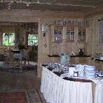 Breakfast at Uhrerhof-Deur, Ortisei