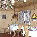 One of Several Dining Areas, Uhrerhof-Deur, Ortisei