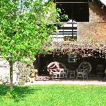 Barn Sitting Area