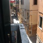 mini balcony off room 8