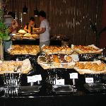 breakfast - pastry section
