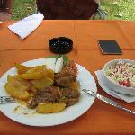 Bosnian-style roast veal