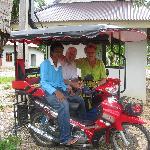 the sidecar tuk tuk