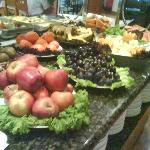 buffet de fruit