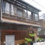 outside of the ryokan