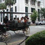 Public Carriage Tour Savannah Georgia