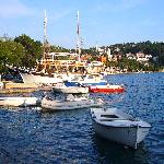 Cavtat Harbor