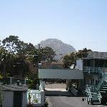 The view of Morro Rock