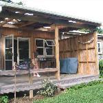 Our verandah