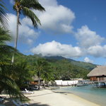 Regular beach bungalows