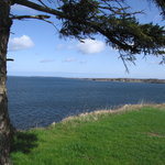 From Roma Point into the Brudenell River, PEI