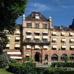 Grand Hotel in Swedish Sun