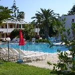 Lenaki Pool Area