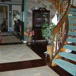 Front hallway and staircase