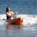 Don't miss out on the [free!] ocean kayaking!