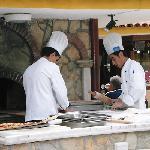 olu deniz resort outside oven