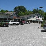 Small Shopping Center
