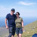 Hikers from Austria, doing the Dingle Way