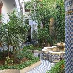 riad louna le patio