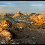 Bisti Early Light