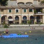 Restaurant Agapanto - View from Hotel Marina