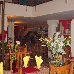 Restaurant Agapanto - Interior