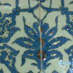 Rustem Pasa Mosque - tiles
