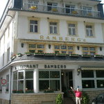 Exterior of Hotel Bamberg