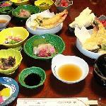 Oishii Kaiseki dinner