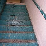 Crusty Stairwell