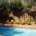 Pool  & Table Mountain