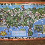 Map of Manuel Antonio