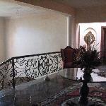Villa Ganz, upstairs.